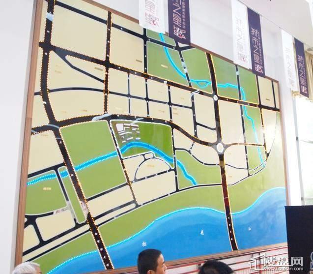 城市之星项目售楼处内部实景图(2012-09-22)