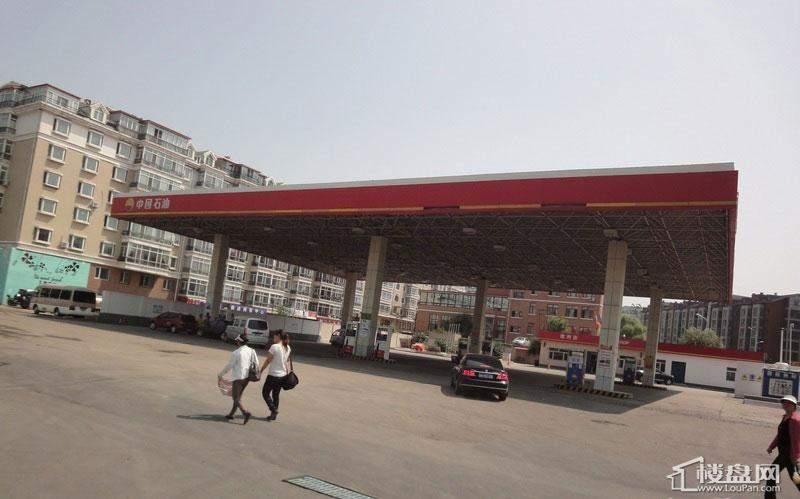 天悦项目周边加油站(2012-8-6)