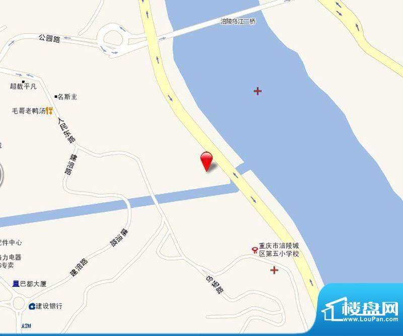 海怡江山交通图