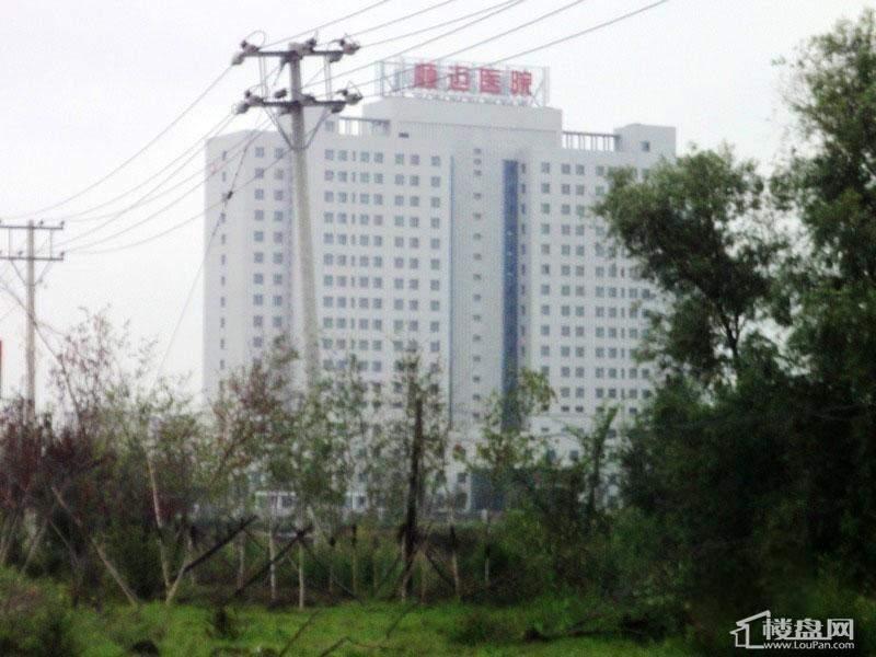 拙墅附近的顺迈医院(2010.10