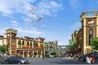 东兴国际旅游集散中心