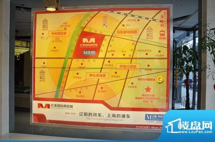 红美国际商贸城红星面积:0.00m平米