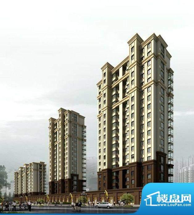 意航世纪城一期锦绣澜湾实景图