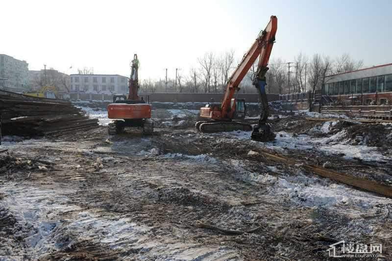海都华庭工地(2012.12.19)