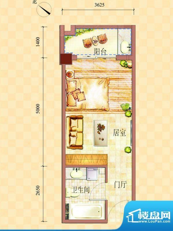 傣江南·滨江豪苑交通图