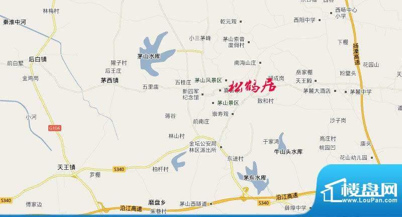林枫墨庄交通图