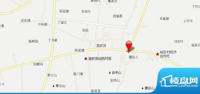九洲红墅岭交通图
