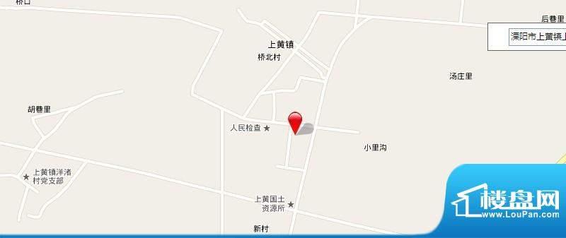 名城景园交通图