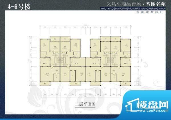 香榭名苑4-6c 面积:0.00m平米