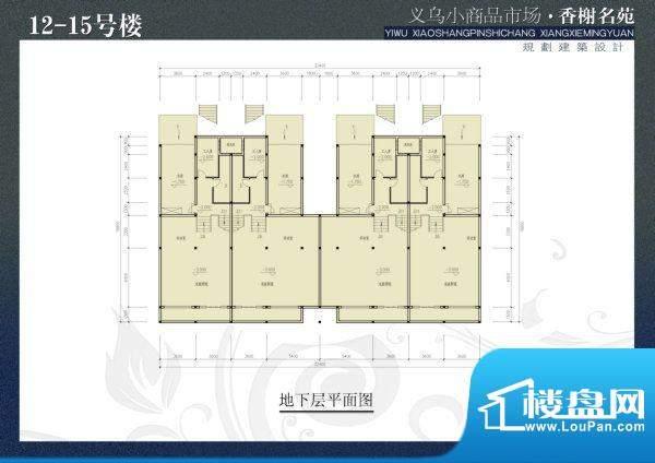 香榭名苑12-15a 面积:0.00m平米