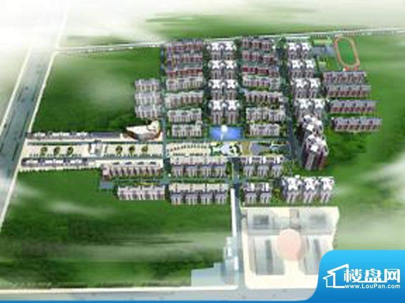 荆州花园二期效果图