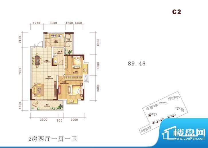 硚房康城12 面积:0.00m平米
