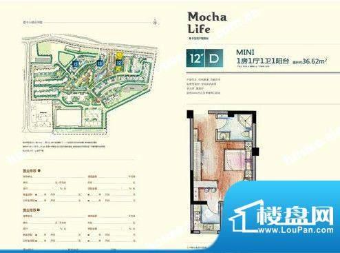 摩卡小镇2 面积:0.00m平米