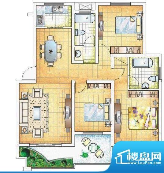 锦绣华庭2 面积:0.00m平米