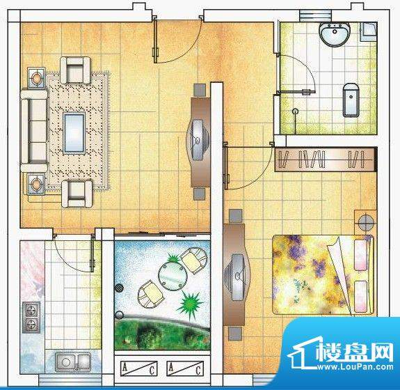 锦绣华庭4 面积:0.00m平米