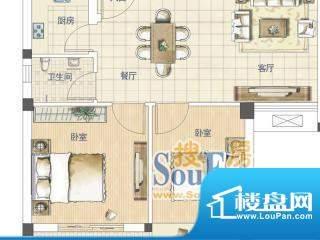 人信·阳光青年城27面积:0.00m平米
