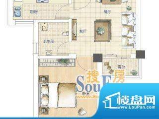 人信·阳光青年城ca面积:0.00m平米