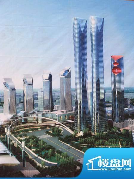 海伦国际外景图未来城2