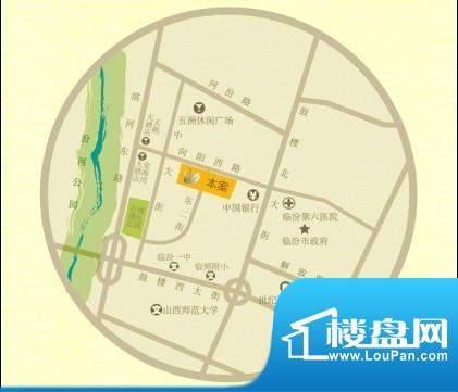 玉秀湾交通图