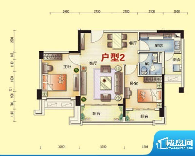 台山碧桂园J177标准面积:0.00m平米