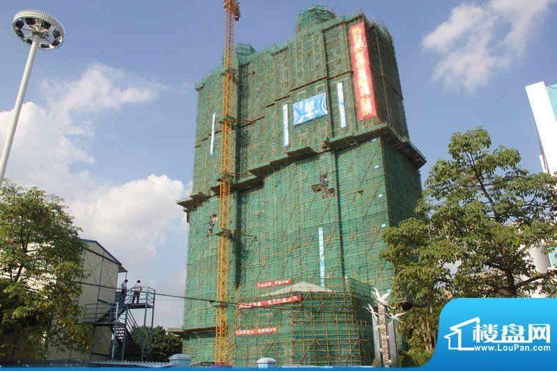 国翔·领荟外景图(2012.07.17)