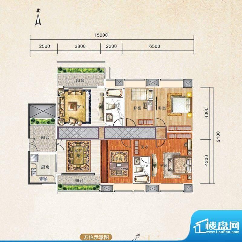 锦江国际新城6/5栋0面积:143.00m平米