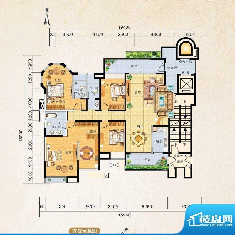 锦江国际新城8/7栋0面积:216.00m平米