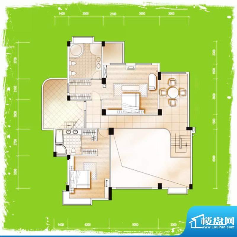 千禧·秀荷花城C1f户面积:0.00m平米