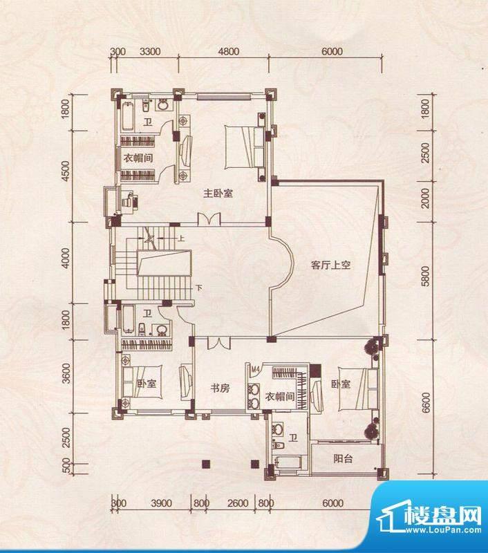 台山海骏达花园独立面积:506.80m平米