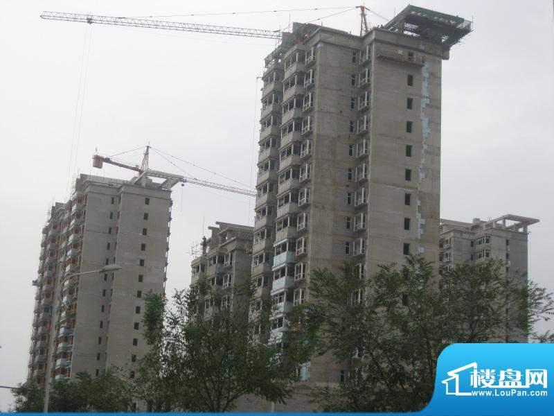十里店城中村改造项目实景图