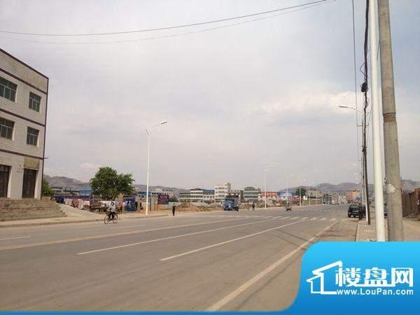 骆驼滩城中村改造项目实景图
