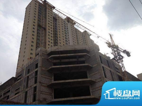 骆驼滩城中村改造项目实景图(2012.05.1
