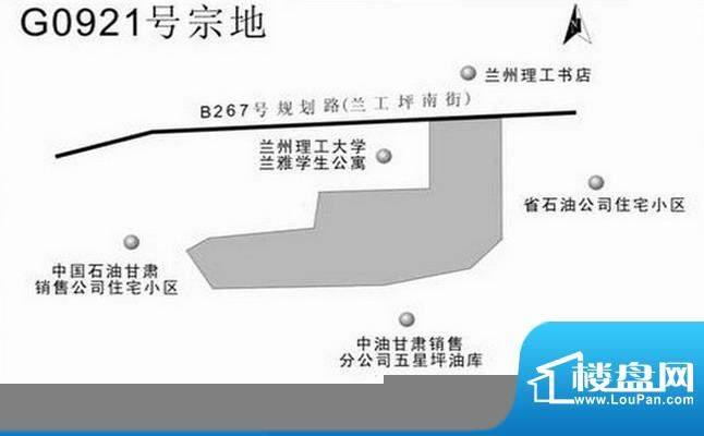 兰雅G0921号地项目效果图