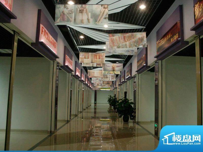 南昌华南城实景图1号交易广场展示区实景