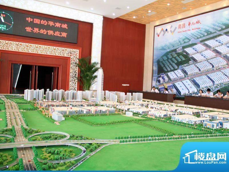 南昌华南城效果图沙盘(2011-7-11)