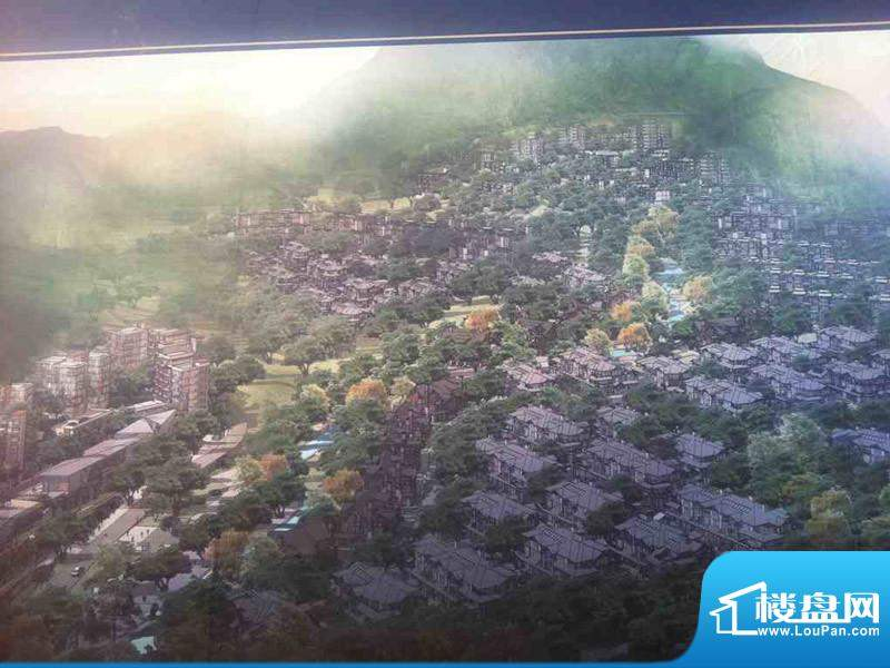 万科青岛小镇外景图二期规划图(2012-0