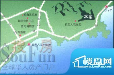 颐和星苑交通图