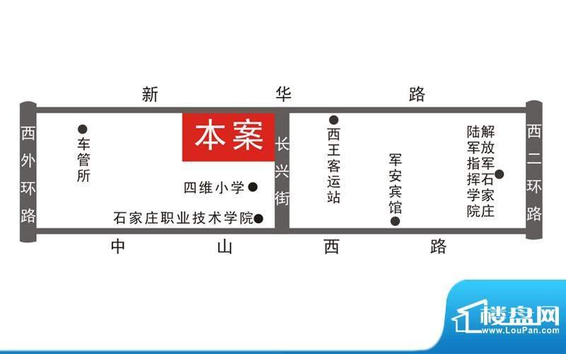 竹境交通图区位图