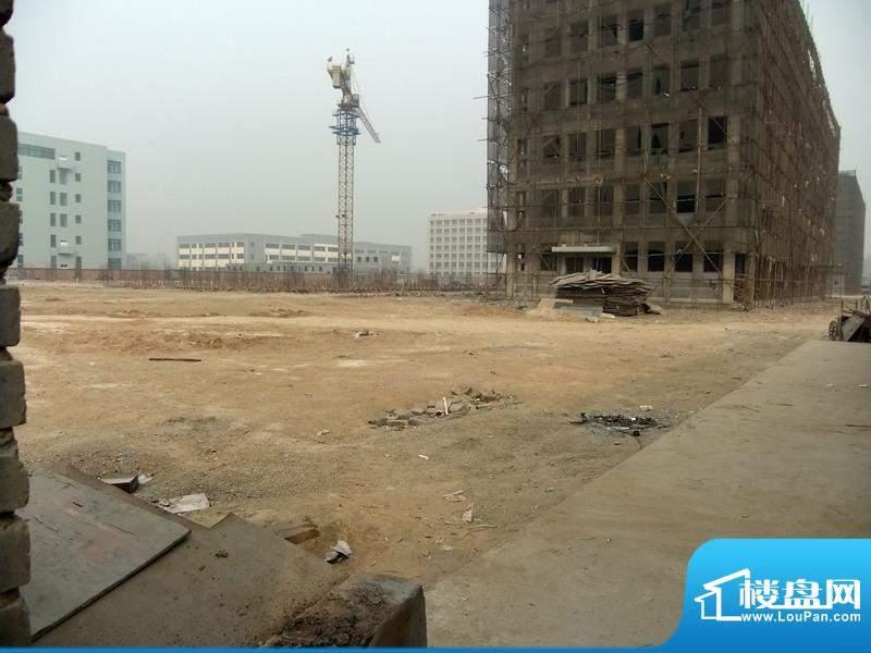 方亿科技工业园实景图工程进度(2012.0