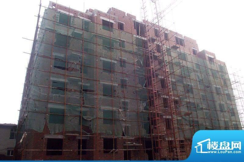 都市新城外景图工程进度(2011.08)