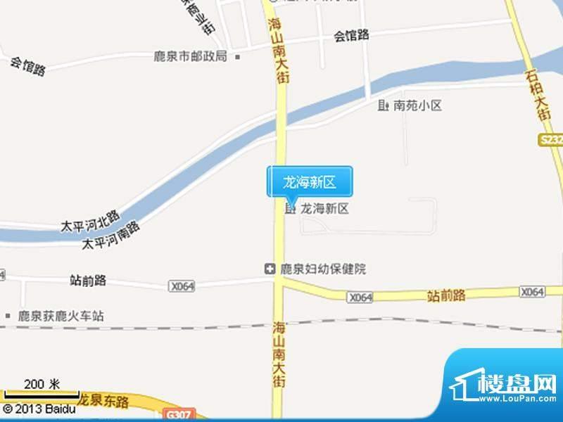 龙海新区交通图