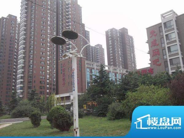 珠峰国际花园三期外景图石家庄