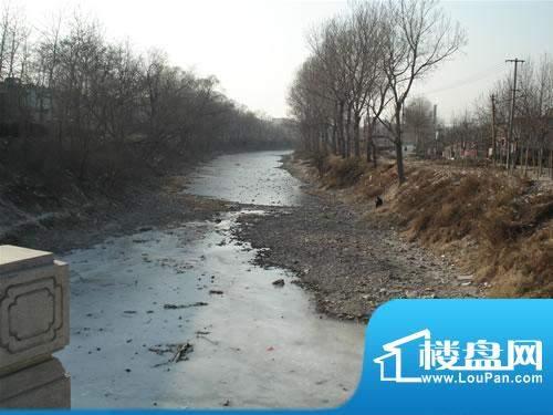 北部时光外景图石津灌渠