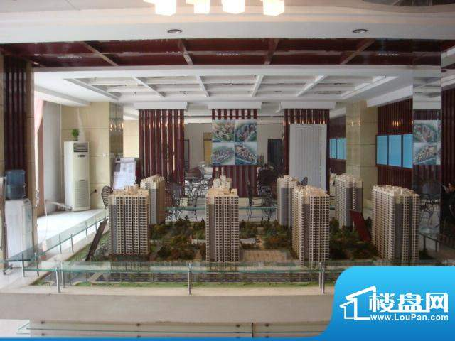 龙洲新城实景图