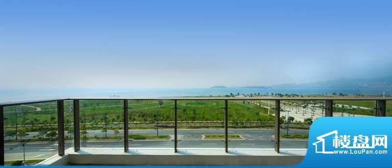 格力海岸实景图阳台风景图