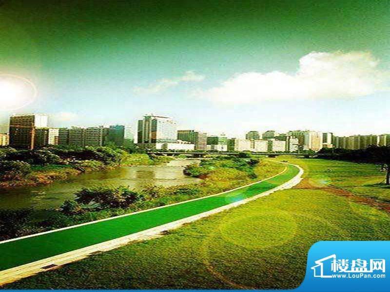 格林·绿色港湾效果图