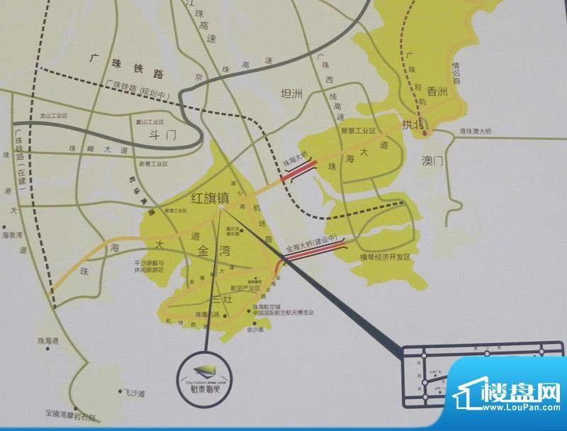 怡泰雅苑交通图