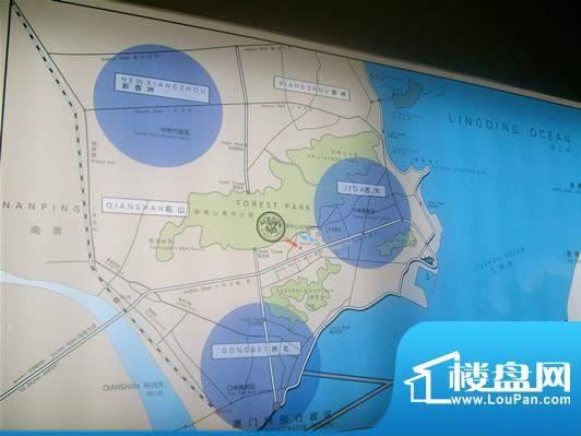 锦园交通图