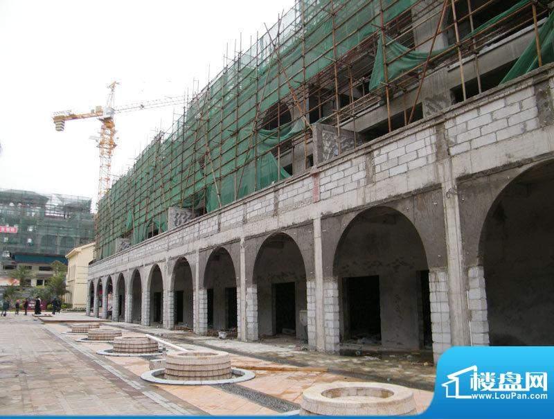 岭峰国际实景图项目(2011.3.17)