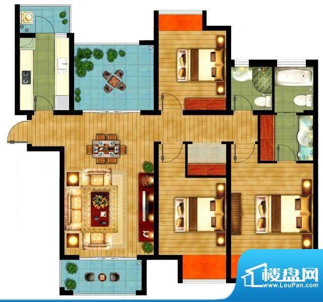 弘阳尊邸交通图